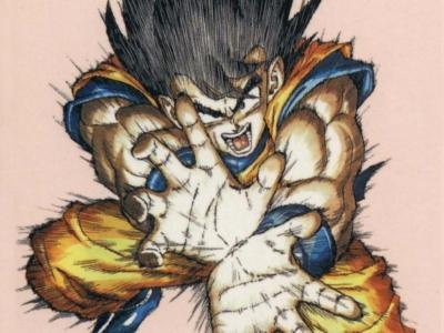 SanGoku – histoire du héros de Dragon Ball