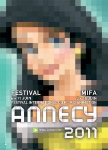 Le Festival International d'animation d'Annecy 2011
