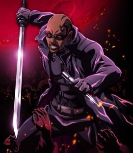 «Blade» version japanime