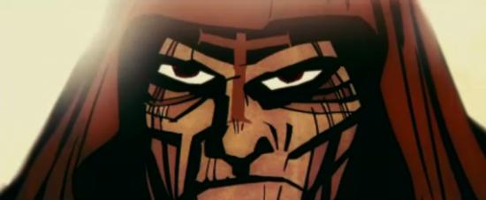 «Priest» – le prologue animé