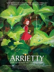 «Arrietty, le petit monde des chapardeurs» : bande-annonce FR du prochain Ghibli
