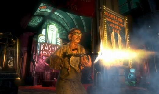 Bioshock 2 en détails