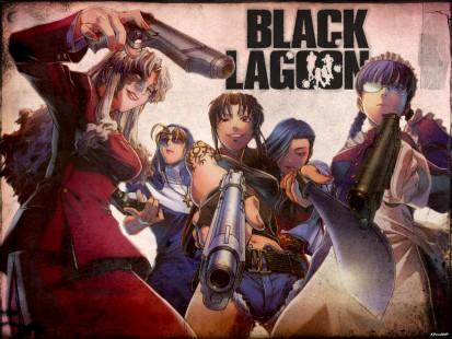 «Black Lagoon» et «Rainbow» repris par Asuka