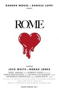 Danger Mouse : tracklist de 'Rome»