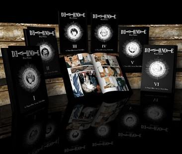 «Death Note : Black Edition» pour bientôt