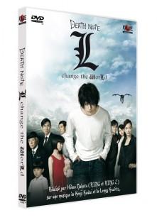 Death Note : L Change the World en DVD