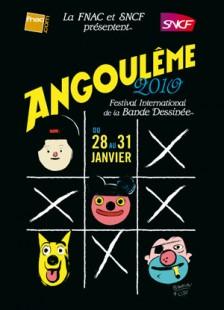 Le Festival d'Angoulême : les récompenses