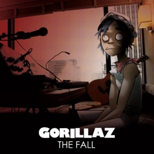 'The Fall' : le nouvel album gratuit de Gorillaz