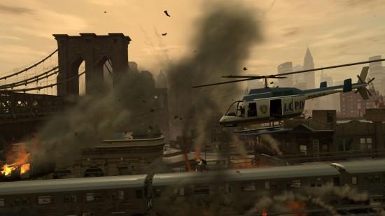 Grand Theft Auto IV : la deuxième extension se dévoile