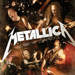 Metallica : nouvel EP