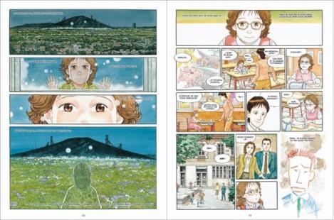 Taniguchi + Morvan = «Mon année»