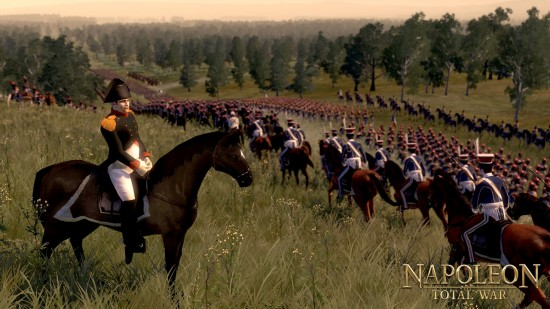 Napoléon : Total War pour bientôt