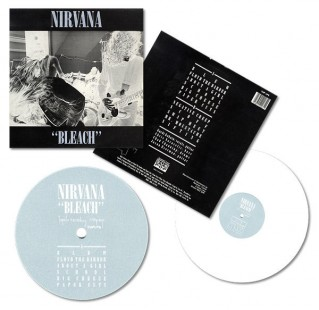 <em>Bleach</em> de Nirvana en édition deluxe