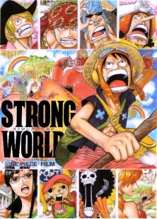 « One Piece Strong World » : premier trailer
