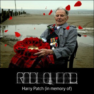 « Harry Patch (In Memory Of) » de Radiohead