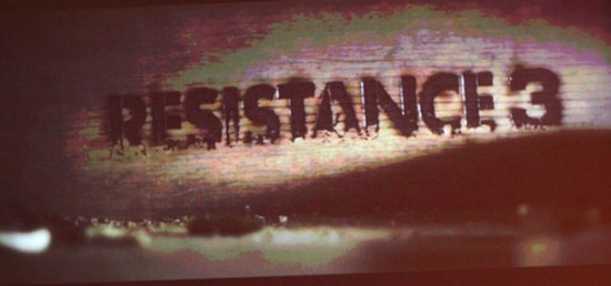 Resistance 3 officialisé