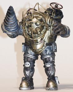 Bioshock Big Daddy – Bouncer – figurine !