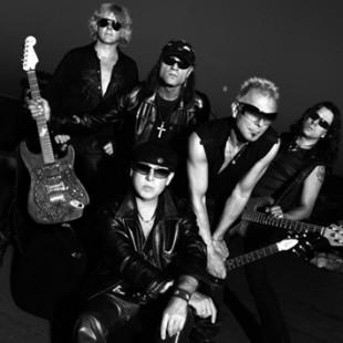 Scorpions : la tournée française