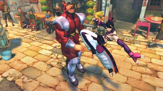 Super Street Fighter IV : jeu + film