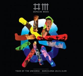 Depeche Mode : DVD live