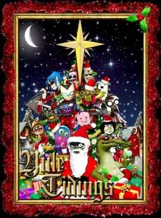 Gorillaz nous offre un nouvel album pour Noël