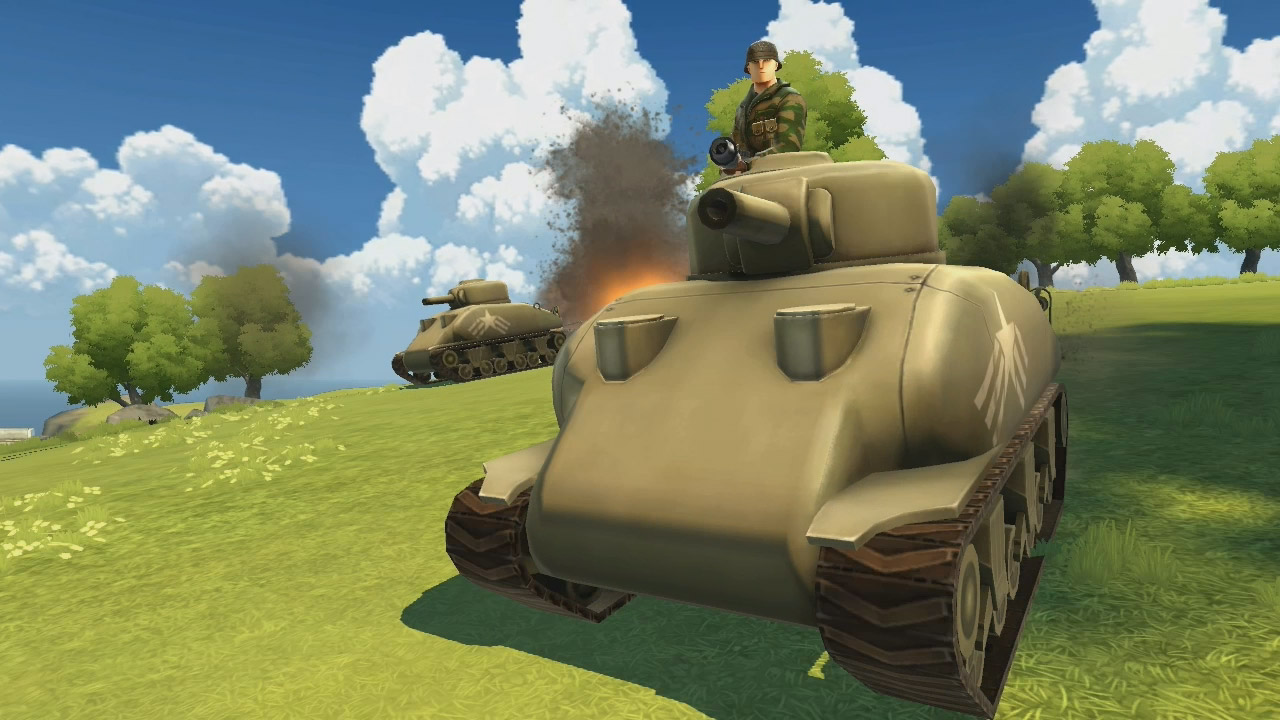 Screenshot Battlefield Heroes