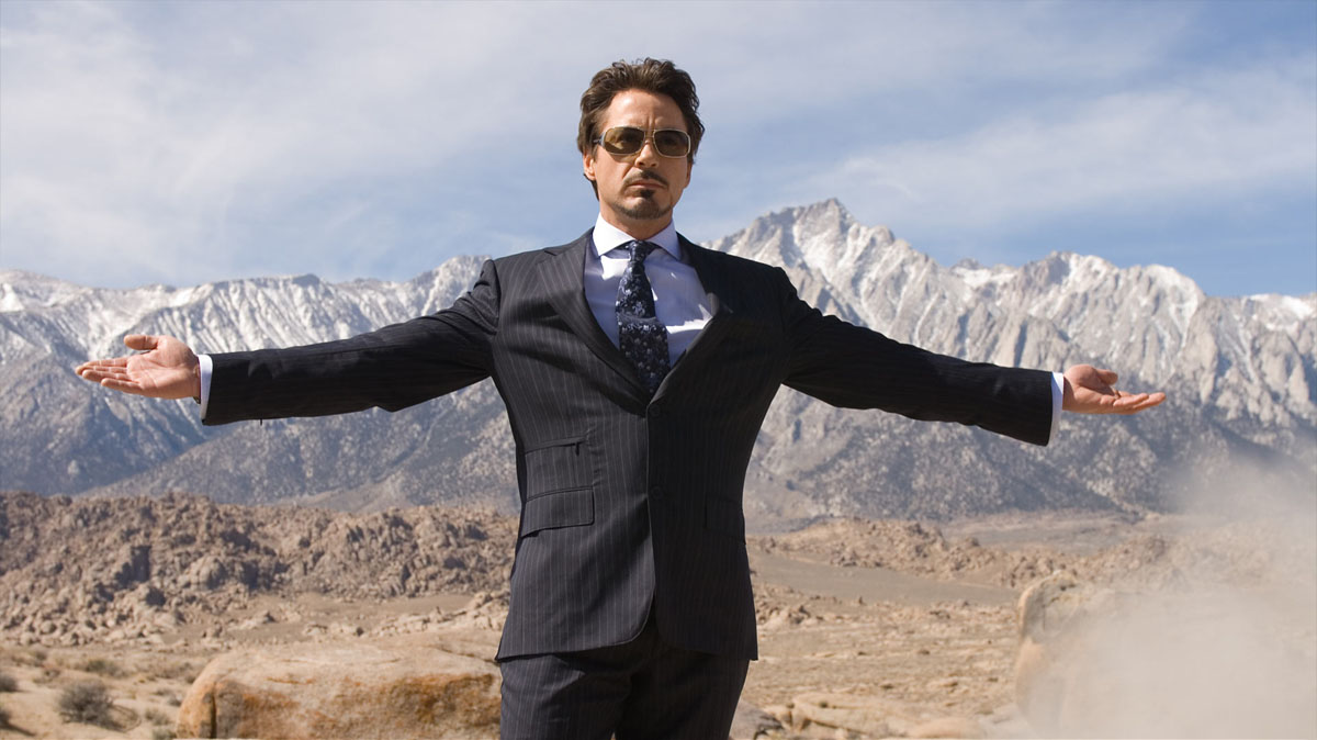 Visuels du film Iron Man