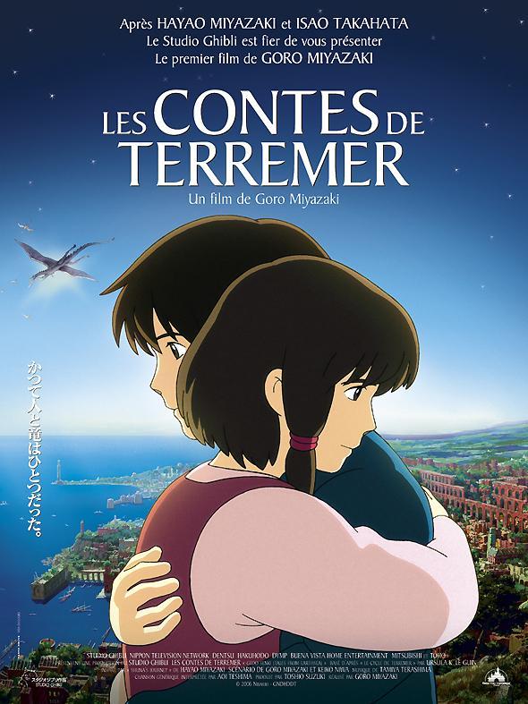 [Film] Les Contes de Terremer Terre-poster