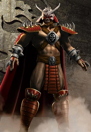 Shao Kahn de Mortal Kombat